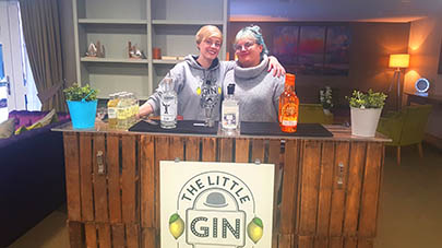 Meadow Court hosts gin tasting event