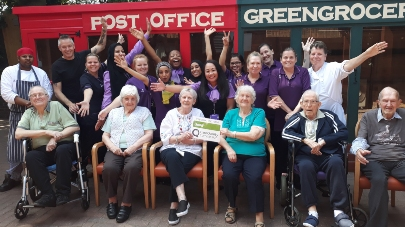Tandy Court care home praised by care regulator