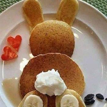 Sandyhurst pancakes