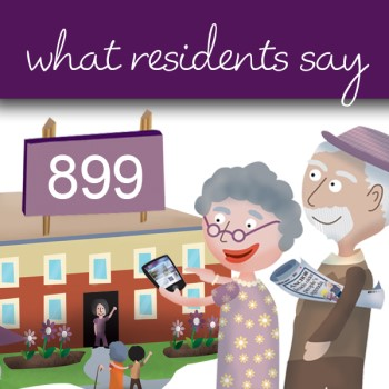 Residents score Anchor 899 in Your Care Rating 2019