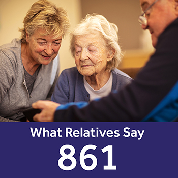 Berkeley Court care home Your Care Rating - Relatives