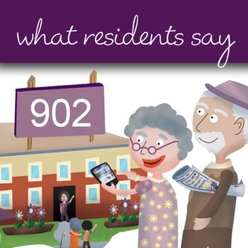 Berkeley Court scores 902 in residents survey