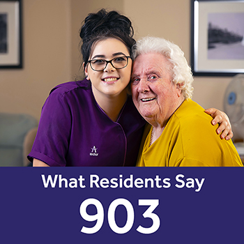 Borrage House care home Your Care Rating - Residents