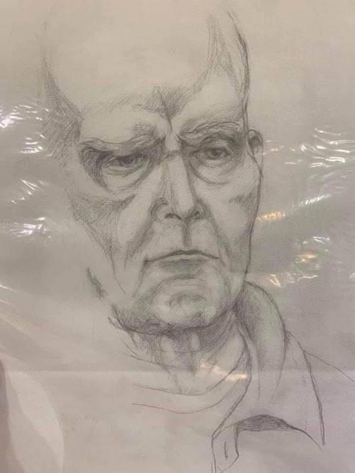 Clive's art