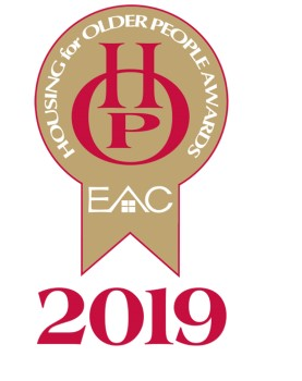 EAC Awards 2019 logo