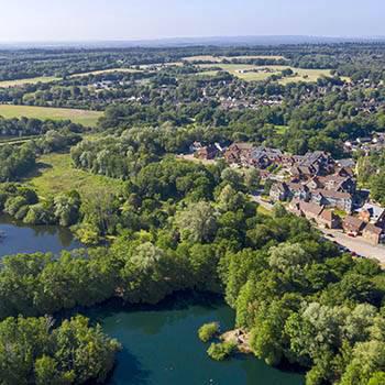 Hampshire Lakes view