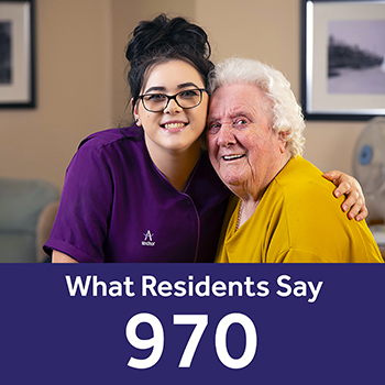 Hurst Park Court Your Care Rating - Residents