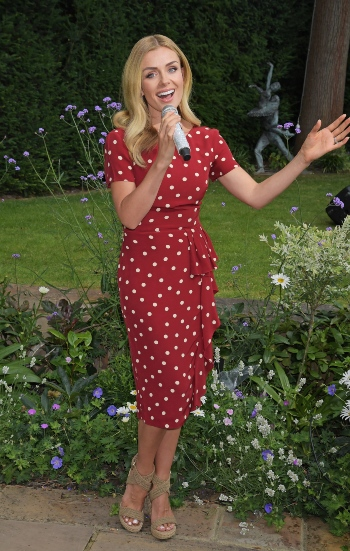 Katherine Jenkins - David Benett/Getty Images