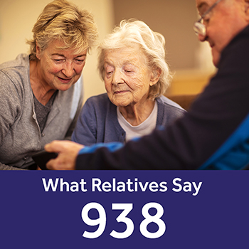 Middlesbrough Grange Your Care Rating - Relatives