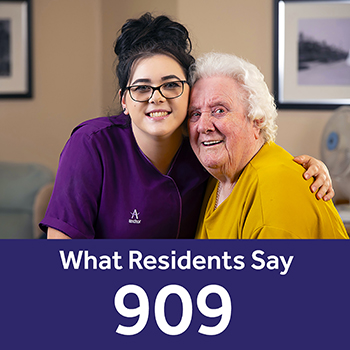 Middlesbrough Grange Your Care Rating - Residents