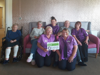 Middlesbrough Grange care home CQC rating