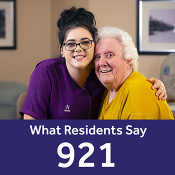 Millfield care home Your Care Rating - Residents