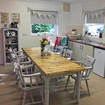Northbourne kitchen area