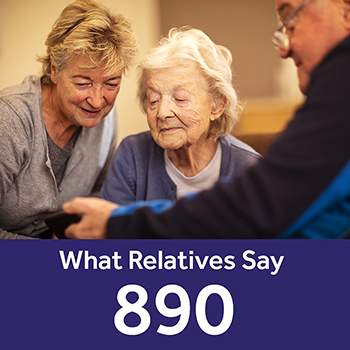 Oakleigh care home Your Care Rating - Relatives