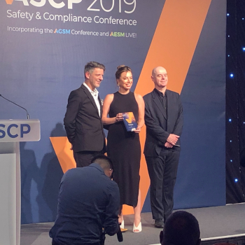Safety and compliance conference awards 2019