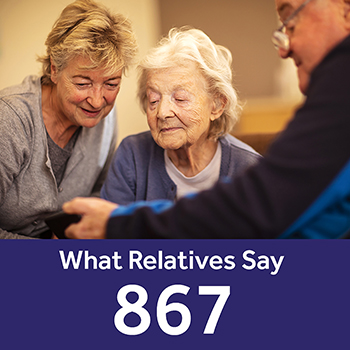 Springfield care home Your Care Rating - Relatives