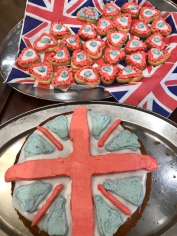 Wetherby Manor care home VE Day celebrations
