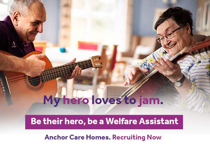 Become a Welfare Assistant
