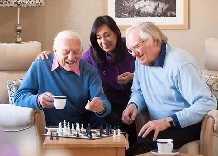 Specialist dementia care