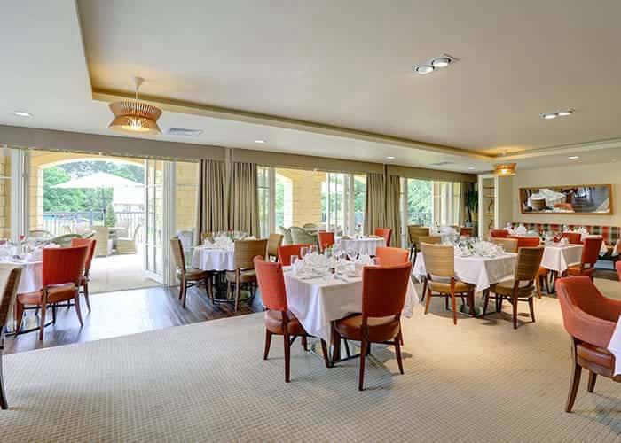 Enjoy Antler's Bar and Restaurant at Bishopstoke Park retirement village, Eastleigh