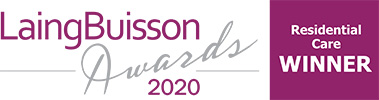 Laing Buisson Best Residential Care Provider 2020