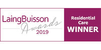 LaingBuisson Care Winner 2019