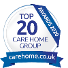 Top 20 carehome.co.uk Award