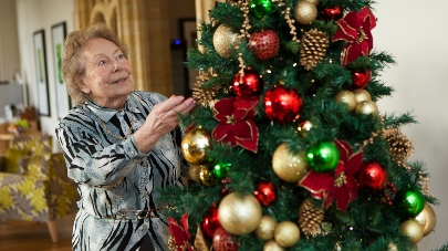 Canterbury Care home helps community tackle loneliness at Christmas