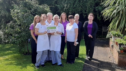 Annesley Lodge care home praised by care regulator