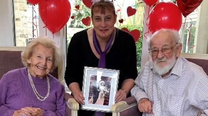 Wetherby Manor couple say that making decisions together leads to a long-lasting relationship