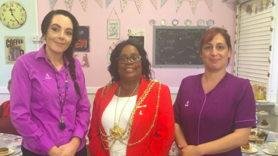 Dementia café opens in headingley care home for Dementia Action Week