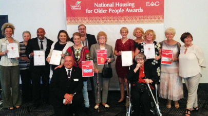 Anchor Hanover developments triumph in national awards