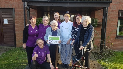Heather Vale care home praised by care regulator