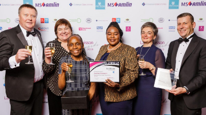 Anchor Hanover wins Large Residential Care Provider of the year at LaingBuisson Awards