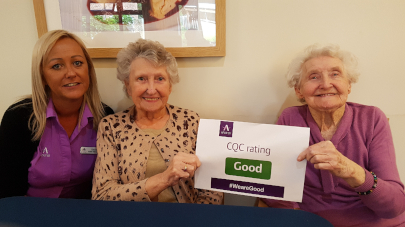 Maple Tree Court care home praised by care regulator