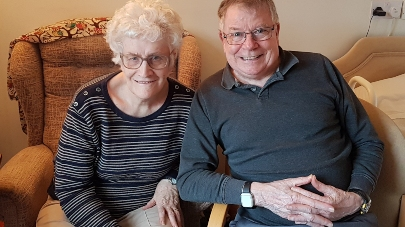 Borrage House couple offer romantic advice to young valentines