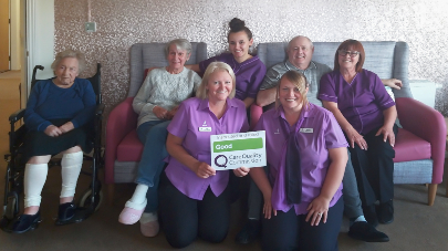 Middlesbrough Grange care home praised by care regulator