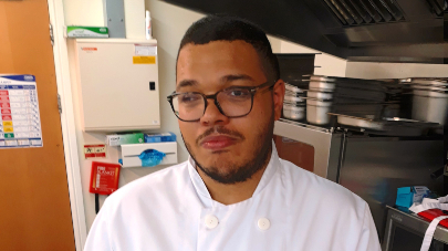 Bloomfield Court care home Chef reaches finals of Chef of the Year competition