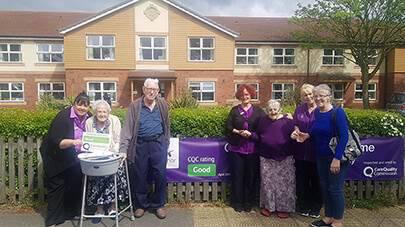 Oakwood Grange care home praised by care regulator