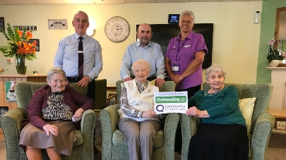 St Anne's care home praised by care regulator