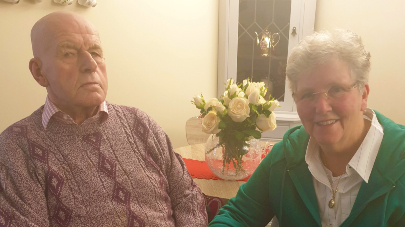 Tolson Grange couple offer romantic advice to young valentines