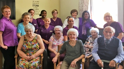 Warren Farm Lodge care home praised by care regulator