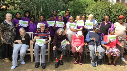 Waterside care home praised by care regulator