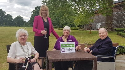 West Hall care home praised by care regulator