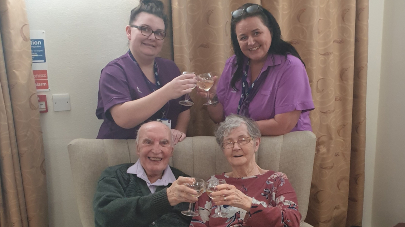 Widnes Hall care home praised by care regulator