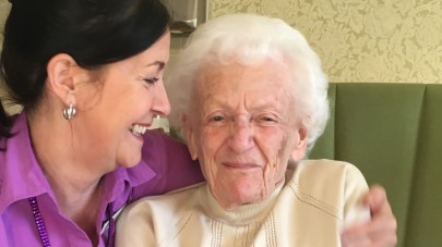 Willow Gardens care home passes the 'mum test'