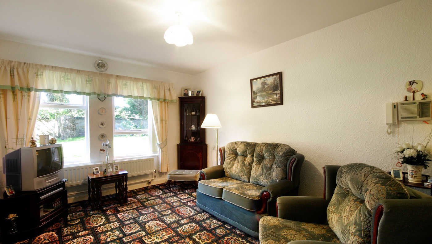 Vicarage Court - Accommodation