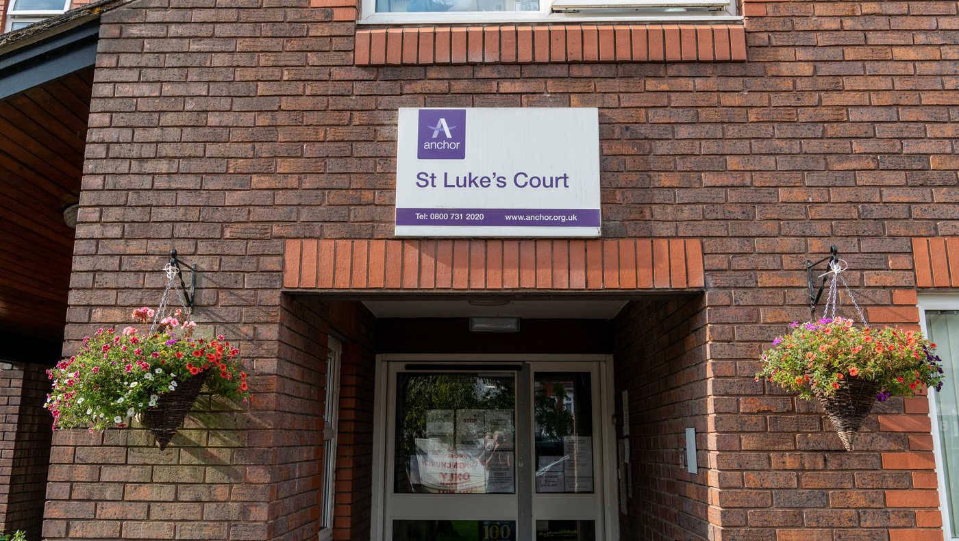 St Lukes Court