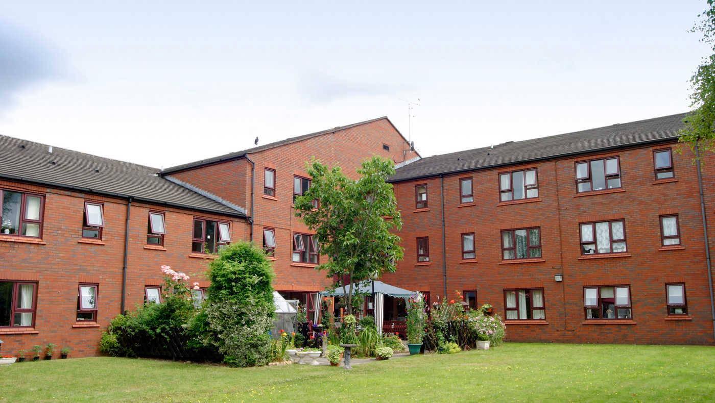 Gwyneth Morley Court