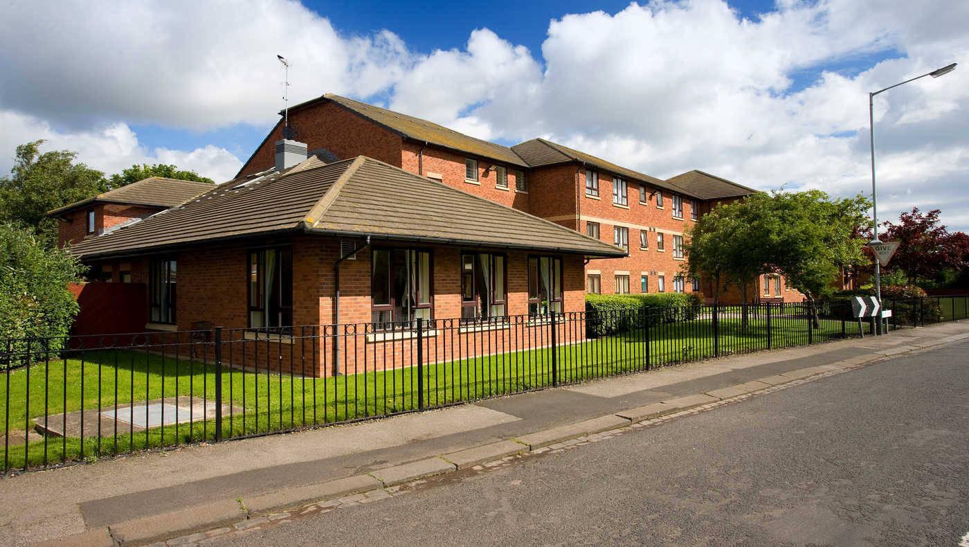 Hollyoak House